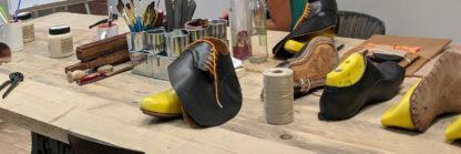12-Day shoe making