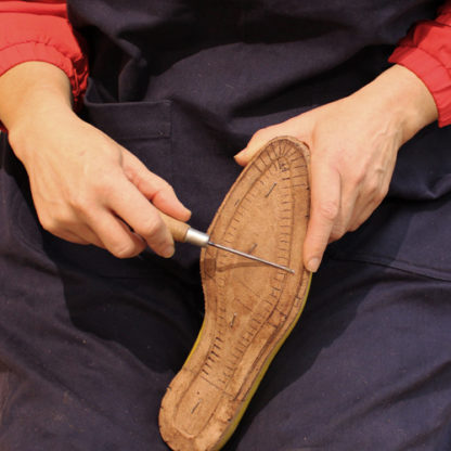 one-on-one shoe making course