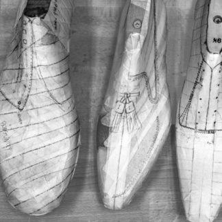 Footwear pattern making course