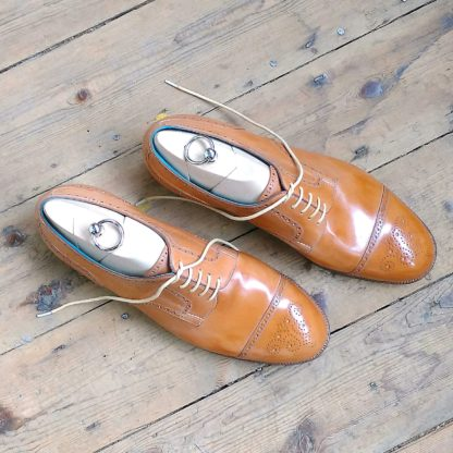 wide fitting bespoke shoes