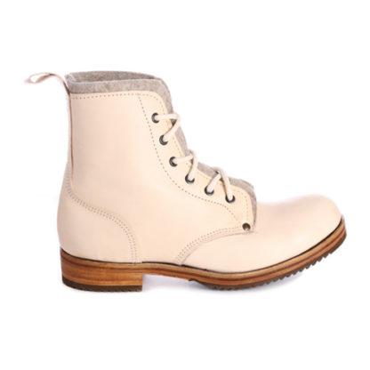 Tempesti leather boot