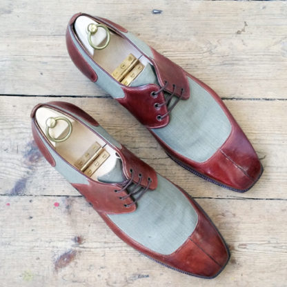 men's derby shoe