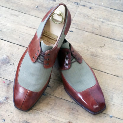 Bespoke shoes for men