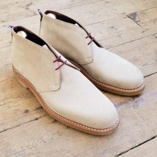 bespoke desert boot