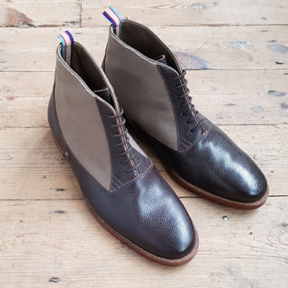 custom oxford boots