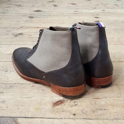 Handmade bespoke boot