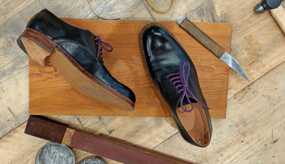 shoemaking school shoes