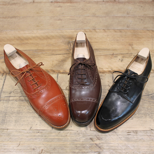 own shoes at the Shoe \u0026 Leather