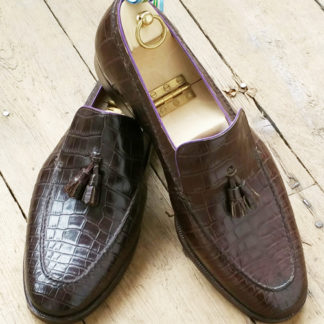 crocodile loafer