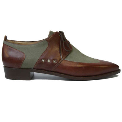 Derby shoe for men