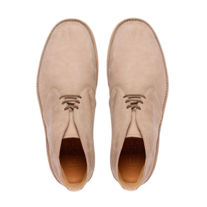 Made to order desert boots