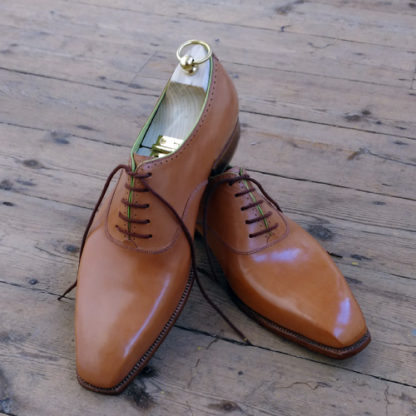 bespoke oxford shoe