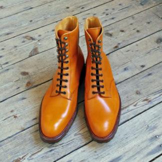 bespoke Derby boot