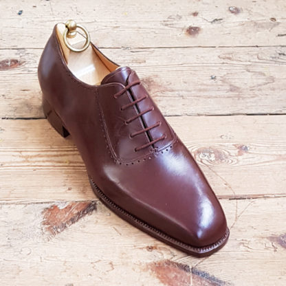 Brown adelaide shoe