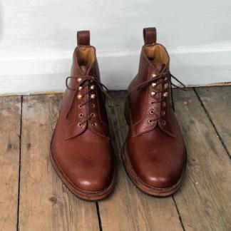 Norwegian welt boots