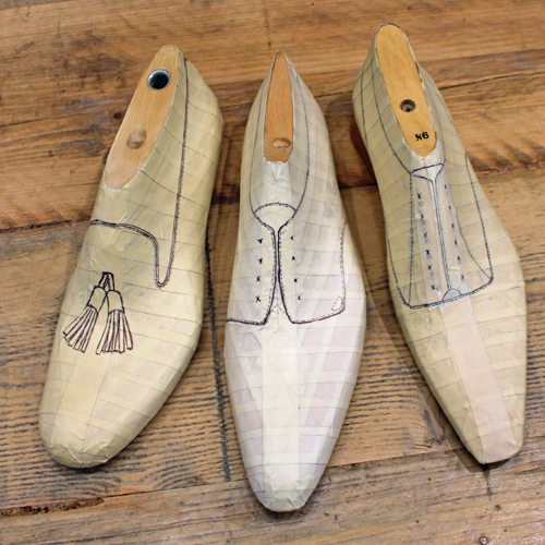 Footwear Pattern Making Course The Essential Patterns A Derby Oxford And Slip On
