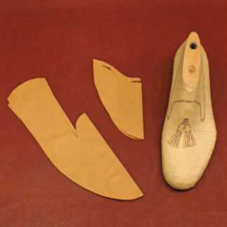 Footwear Pattern Making class