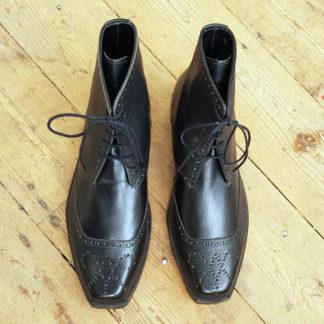 Bespoke handsewn boot