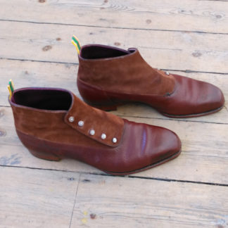 English-made boots