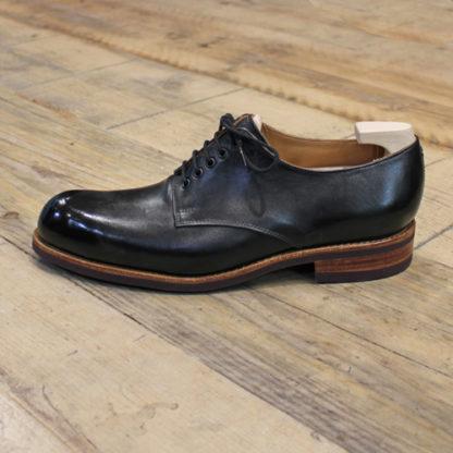 Plain Derby shoe