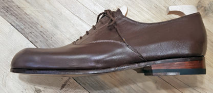 Plain Oxford shoe
