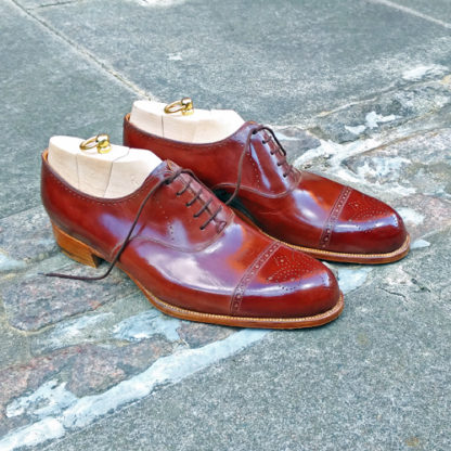 Bespoke shoes London