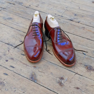 custom oxford shoe