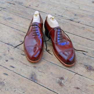 custom oxford shoe
