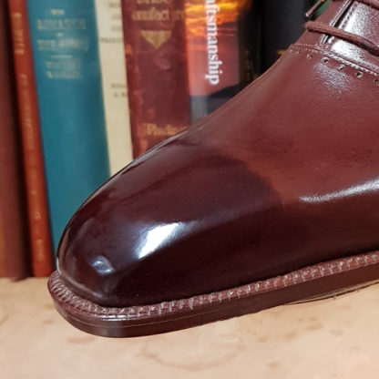London shoe shine classes