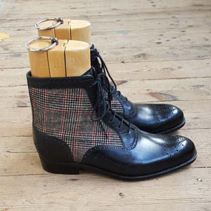 bespoke oxford boot