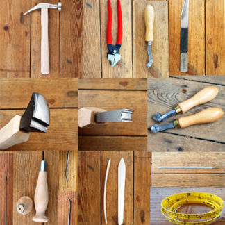 Shoe making tool kit