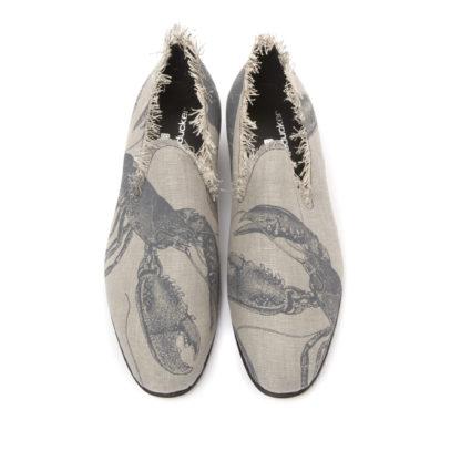 Summer resort shoe