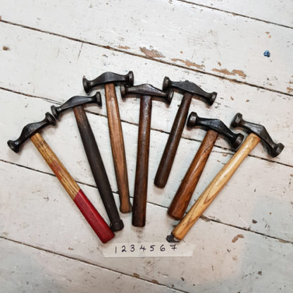 shoe making nail hammers