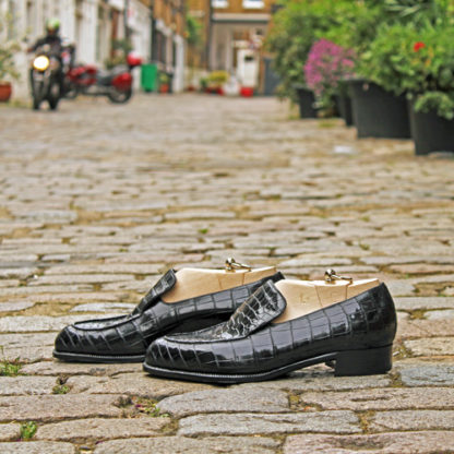 bespoke loafers
