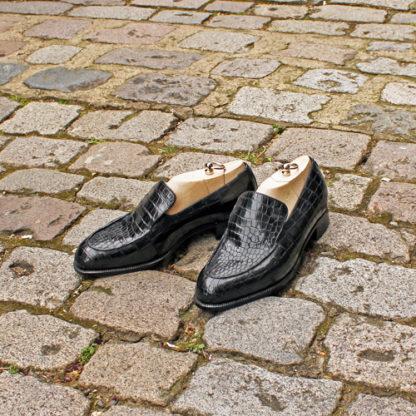 croc loafer