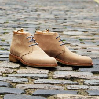 bespoke desert boots