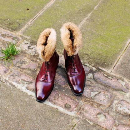 Bespoke ladies oxford boot