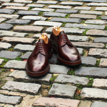 amwell shoes with Norwegian welt