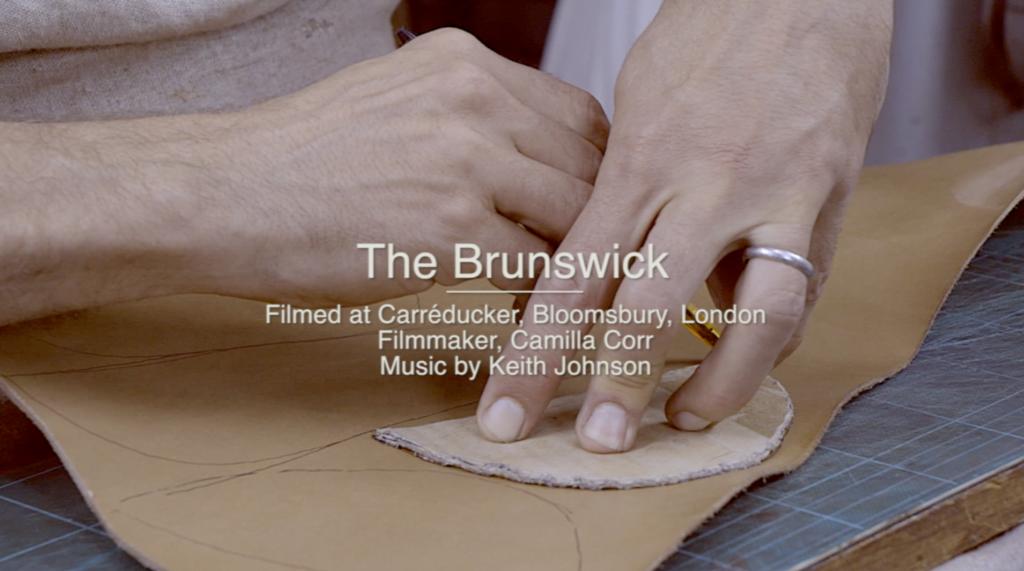 Shoe making film