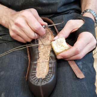 Shoe Making - Zoom