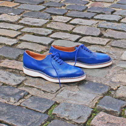 bespoke lightweight oxford shoes