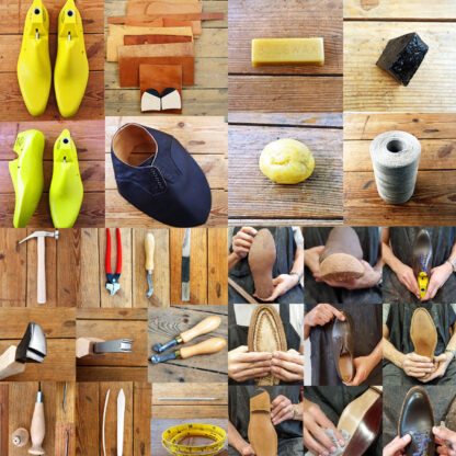 Carreducker The Full Monty shoe making kit