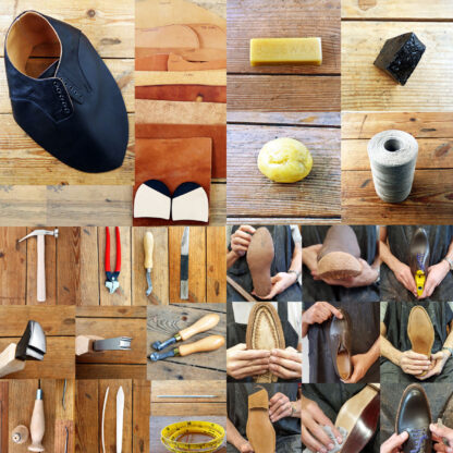 Carreducker Half Monty Shoe Making kit
