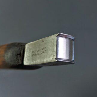 "3/8"" edge iron head detail"