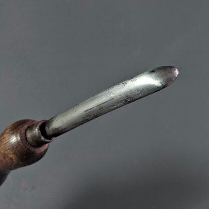 vintage fiddler head