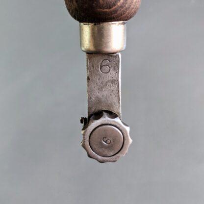 fudge wheel 6 head detail