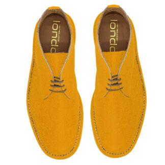 yellow tempesti desert boots