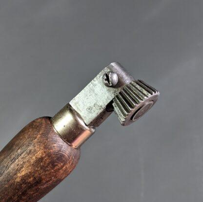 fudge wheel 10.5 spi head detail