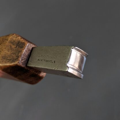 vintage 5/16 edge iron for finishing shoes