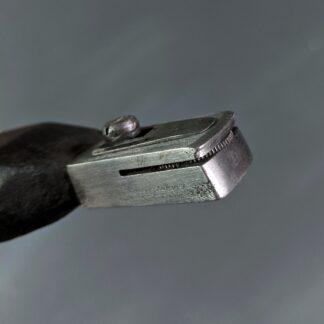 narrow vintage seat wheel head detail